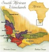 Jihoafrická vína