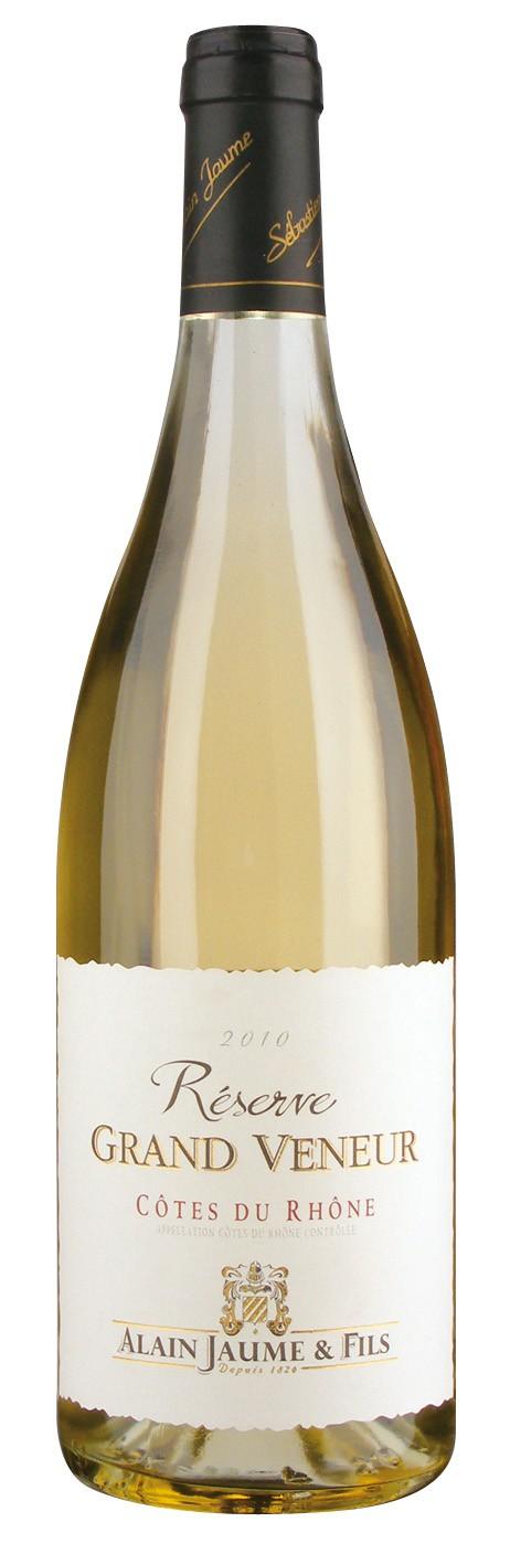Côtes du Rhône blanc 2015 - Réserve Grand Veneur