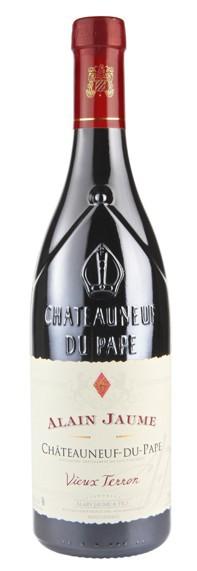"""Châteauneuf-du-Pape Domaine Grand Veneur """"Vieux Terron"""" 2012"""