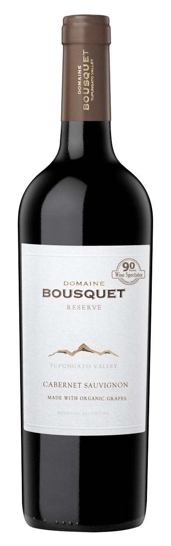 Domaine Bousquet - Cabernet sauvignon Reserva 2013