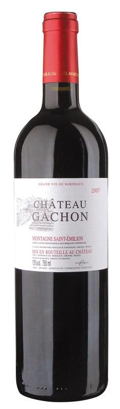 Montagne- Saint Emilion - Château GACHON 2012