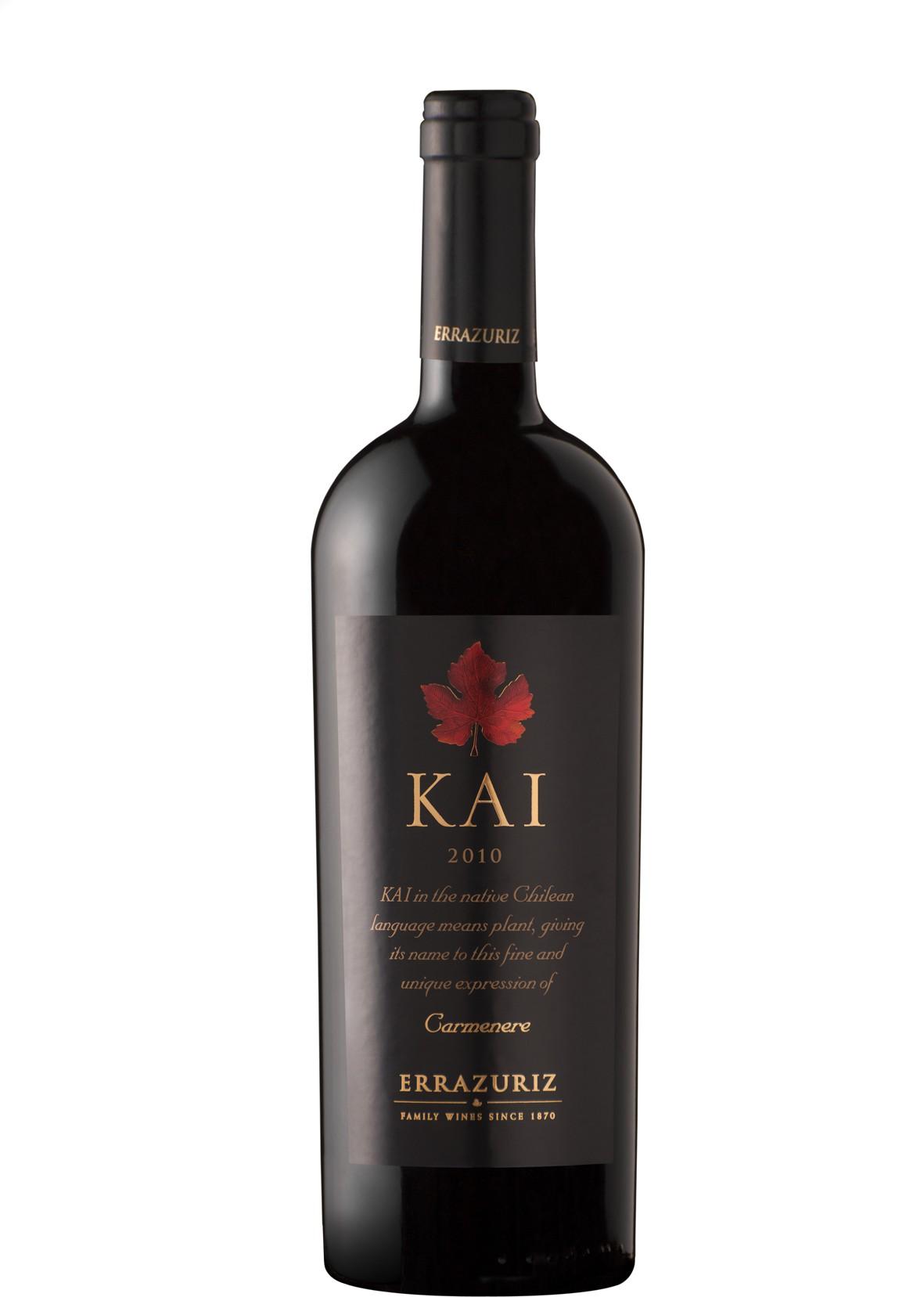 KAI - Errazuriz Ikony 2010