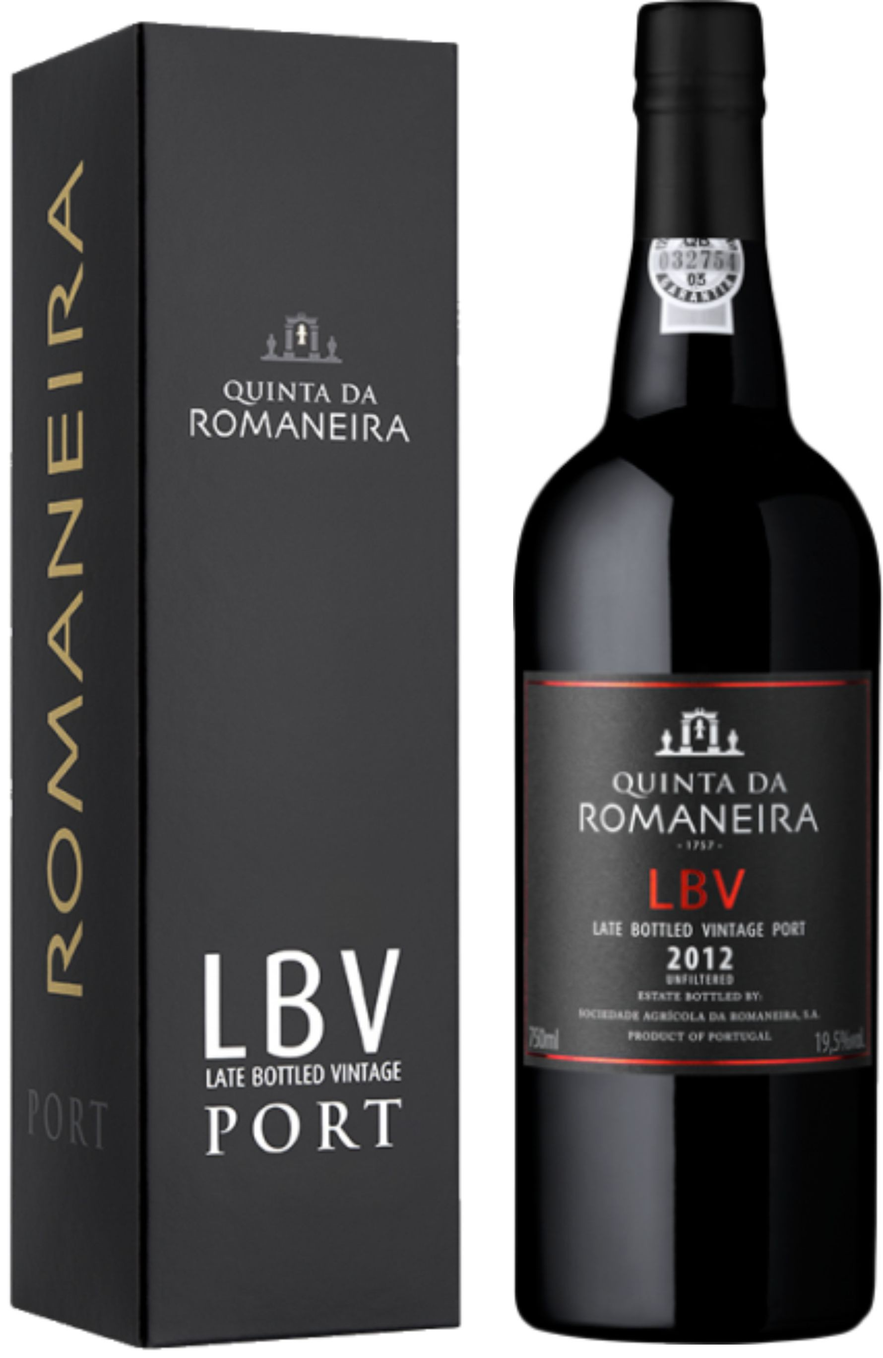 Quinta Romaneira - Port LBV Unfiltred