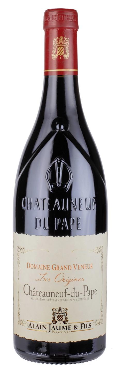 Châteauneuf-du-Pape Domaine Grand Veneur Les Origines 2014