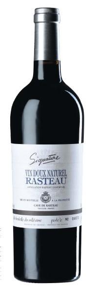 Rasteau VDN Signature rouge -  Ortas