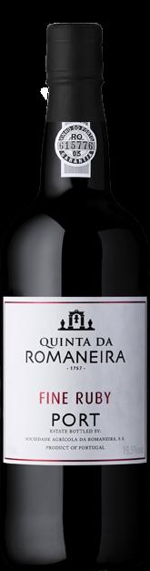 Quinta Romaneira fine Ruby portské