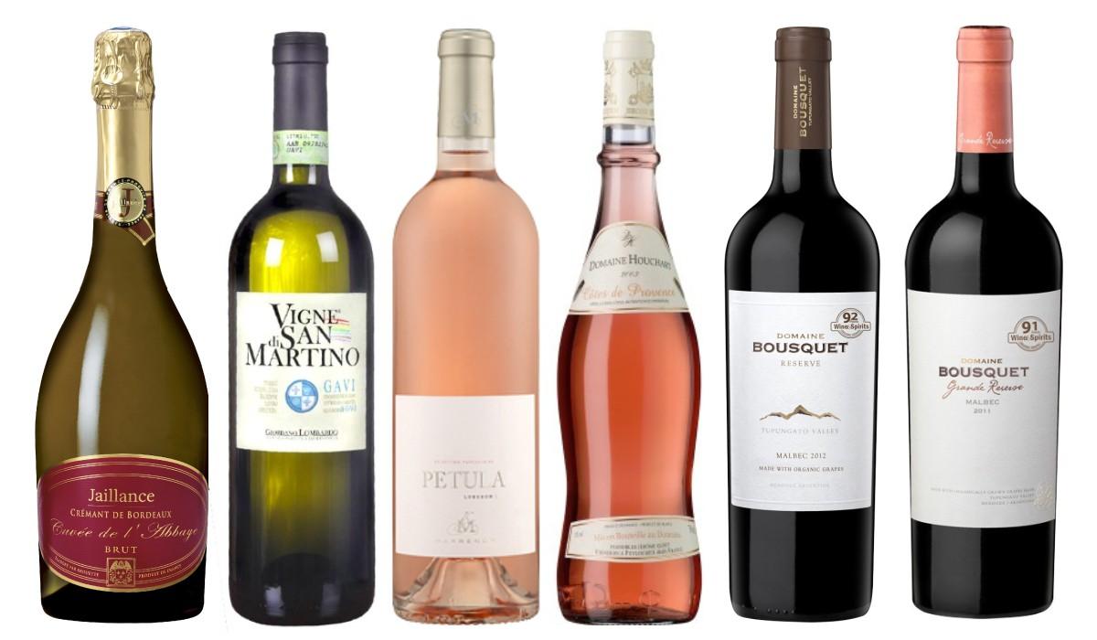 Sada oceněných vín na Prague Wine Trophy 2018 - 1.kolo