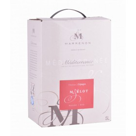 Bag-in-Box 5L Merlot - Marrenon