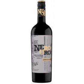 Nero d´Avola - Nero Oro Appassimento 2016