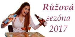 Růžová vína