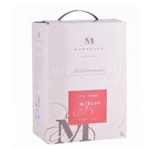 Merlot bag in box
