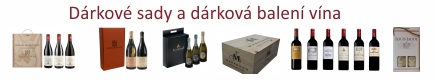 Dárkové sady a balení vína