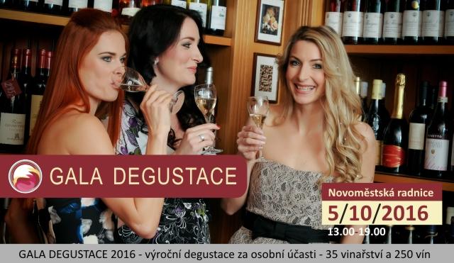 Gala Degustace 2016