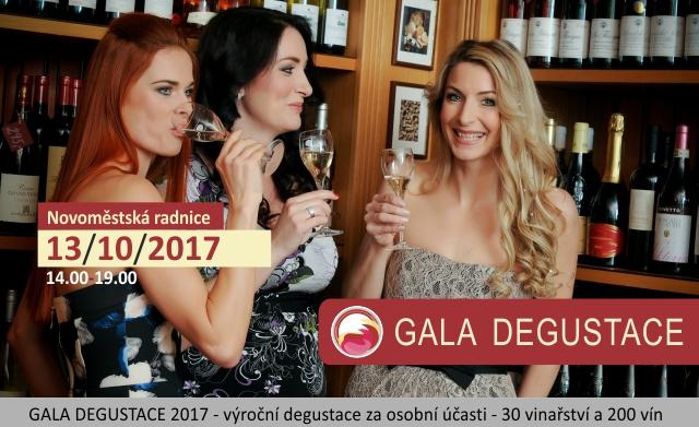 Gala degustace 2017