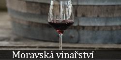 Moravská vinařství - moravští vinaři
