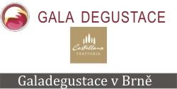 Gala degustace v Brně