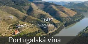 Portugalská vína a portská vína
