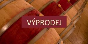 Burgundská vína - výprodej