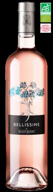 Côtes du Rhône rosé Bellissime