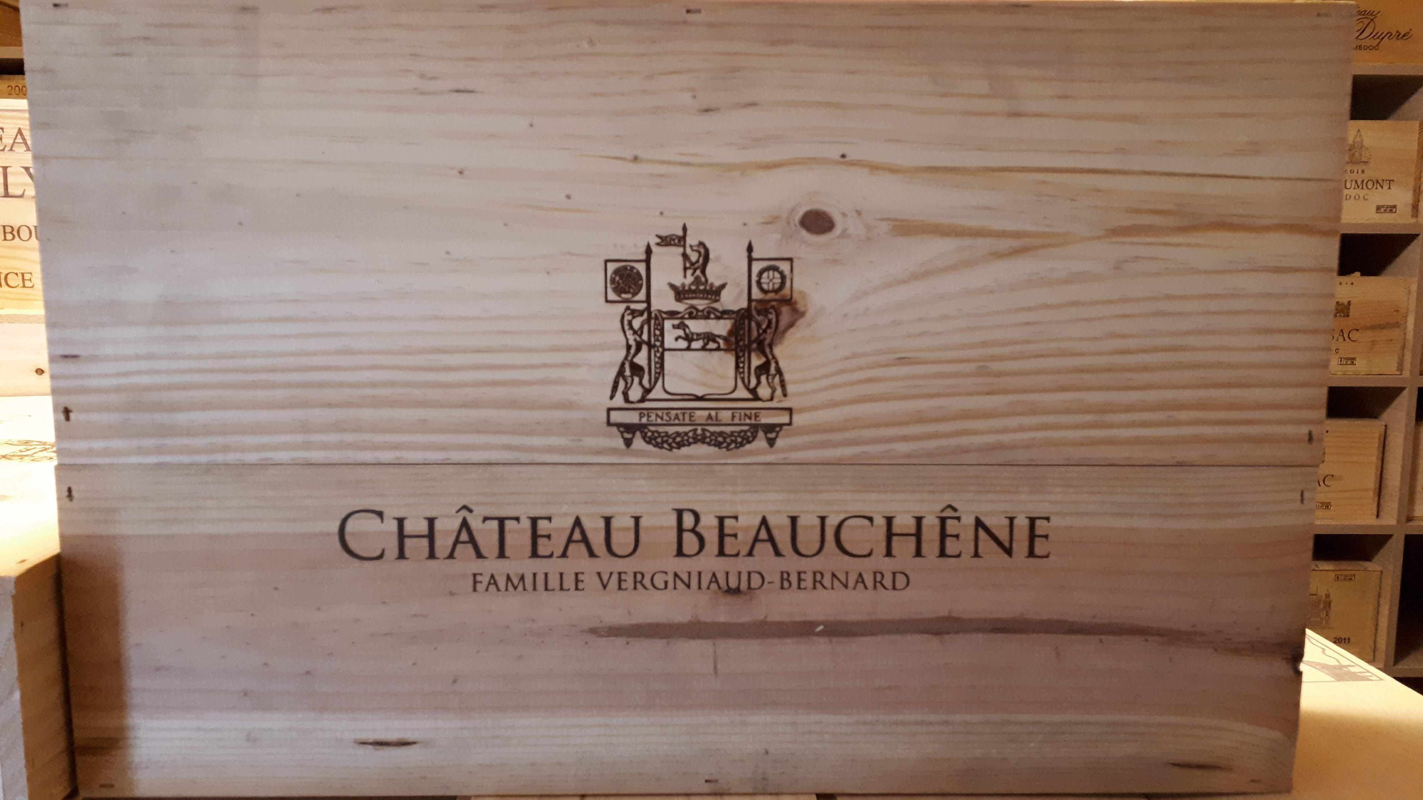 Côtes du Rhône Premier Terroir - Chateau Beauchene