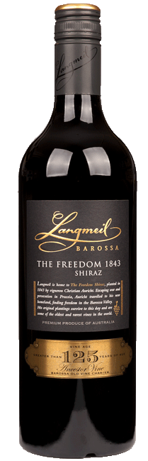 The Freedom 1843 Langmeil