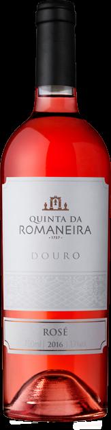 Quinta Romaneira reserva rosé