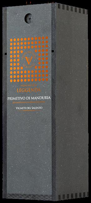 Primitivo di Manduria Vigne Vecchie - Vigneti del Salento