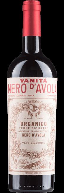 Nero d´Avola Vanita Organic