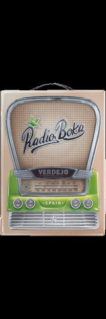 Verdejo Radio Boka Bag in Box
