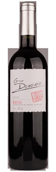 Gran Dominio Rioja Crianza - Bodegas Lan