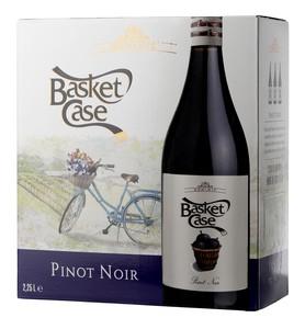 Basket Case Pinot Noir Bag in Box 2,25L