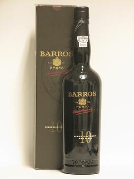 Barros 10 let staré - Portské červené víno