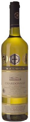 Baloun - Chardonnay pozdní sběr 2017