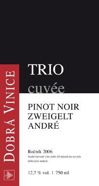 Dobrá Vinice - Pinoty - Trio 2007