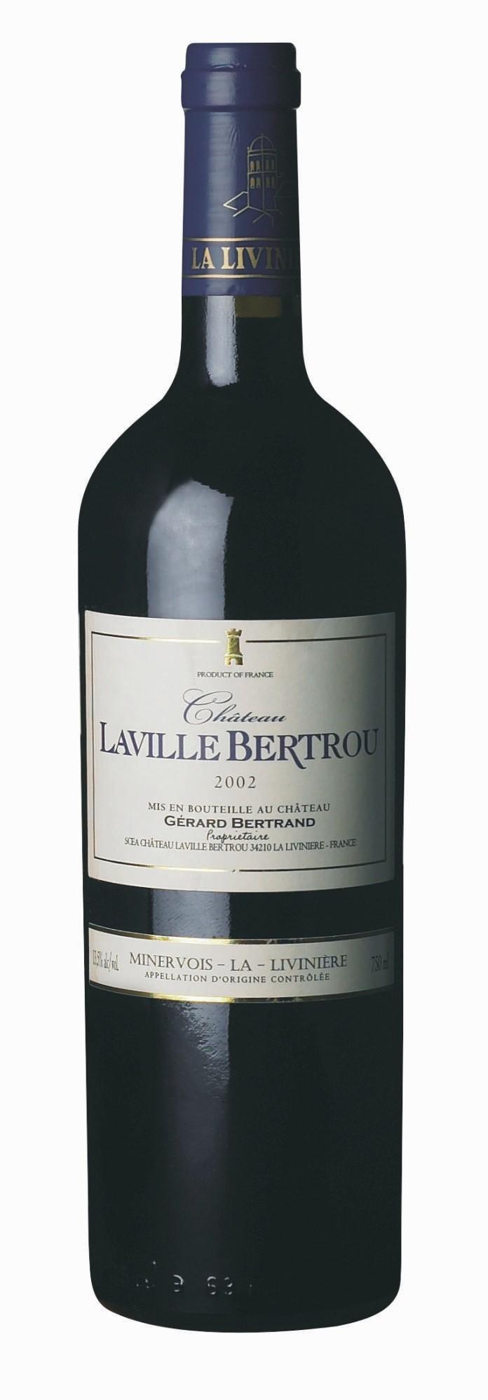 Gerard Bertrand - Château Laville Bertrou - Minervois
