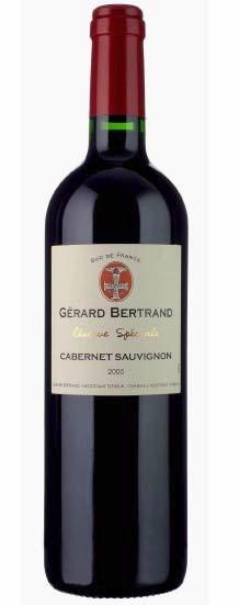 Gerard Bertrand - Cabernet sauvignon Réserve speciale