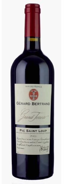 """Gerard Bertrand - Coteaux du Languedoc """"Pic Saint Loup"""""""