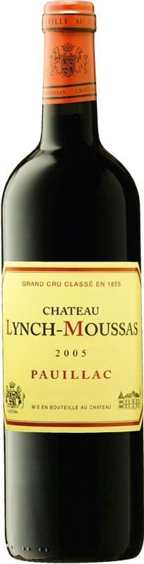 Pauillac - Château Lynch Moussas 2008 Grand cru classé