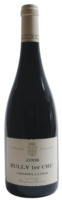 Rully rouge 1er cru - Champs Cloux 2014