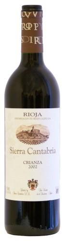 Sierra Cantabria - Rioja Crianza
