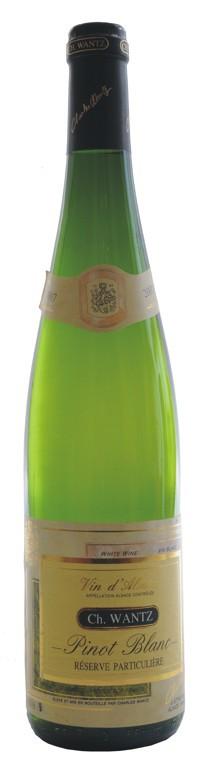 Charles Wantz - Pinot blanc - Réserve particuliere