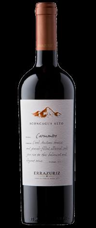 Carmenere Aconcagua Alto - Errazuriz Speciality -