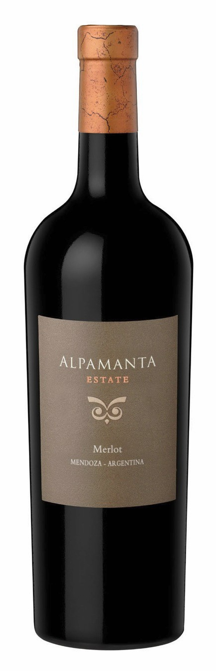 Alpamanta - Merlot Estate