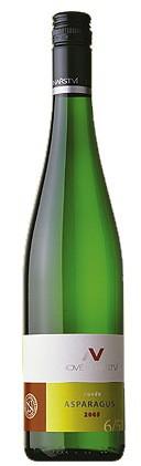 Nové Vinařství - cuvée Asparagus pozdní sběr 2017