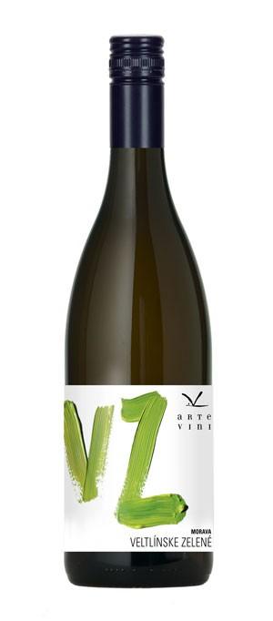 Arte Vini - VZ Veltlínské zelené