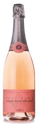 Champagne Barthelemy rosé - Rubis