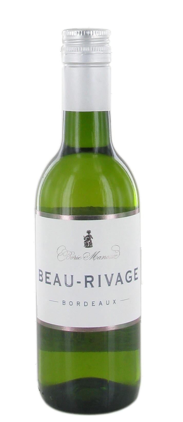 Bordeaux - Beau-Rivage bílé 0,187L - do minibarů