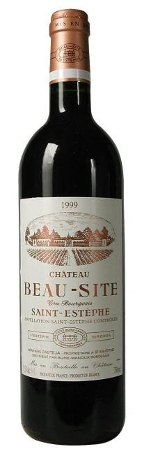 St-Estephe - Château Beau-Site 1999 cru bourgeois