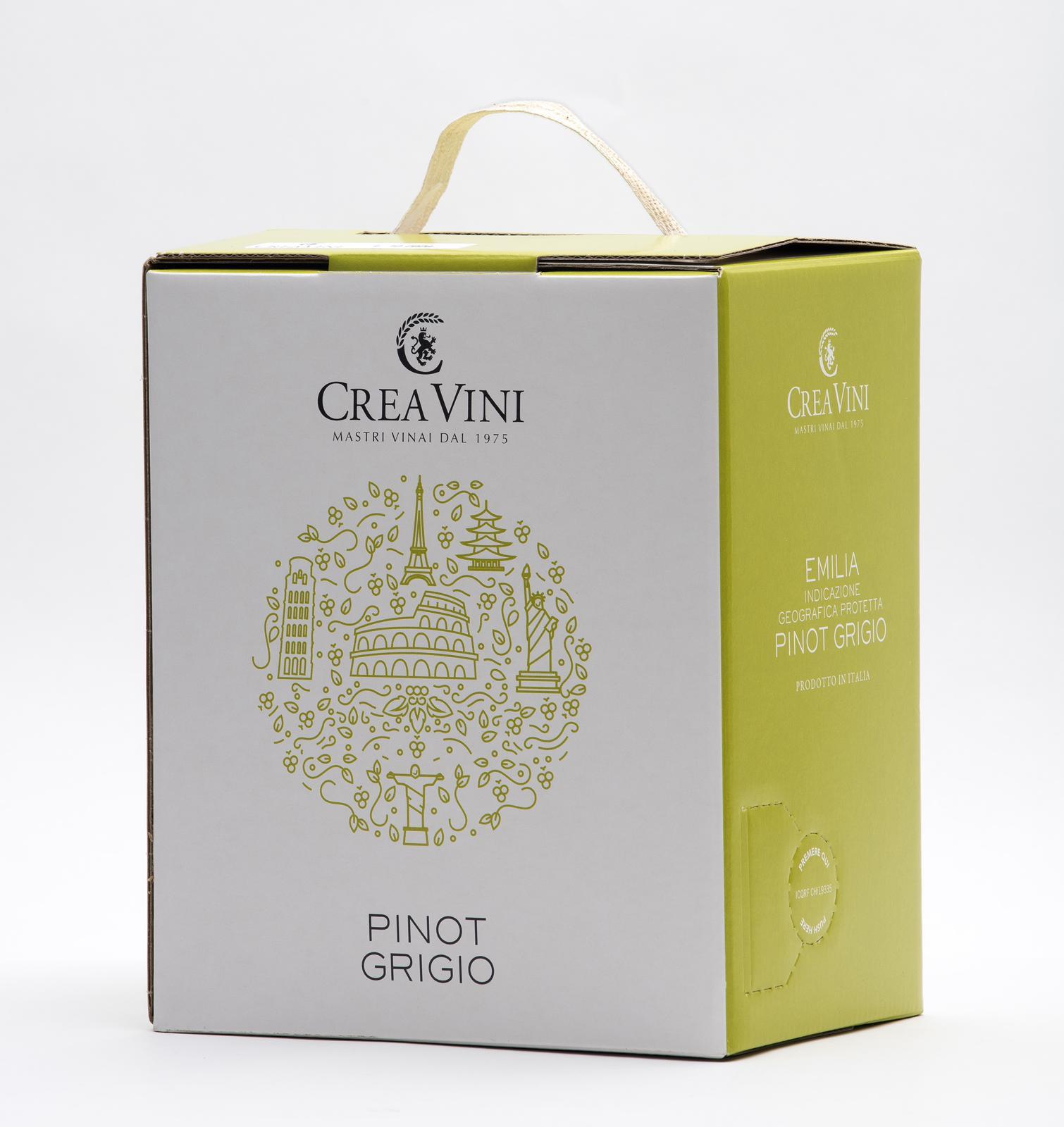 Pinot Grigio - Bag in Box 5L