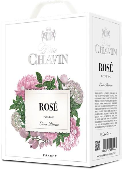 Rosé - BIB 3L Pierre Chavin